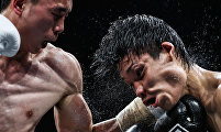 Chinese Boxer Xu Can
